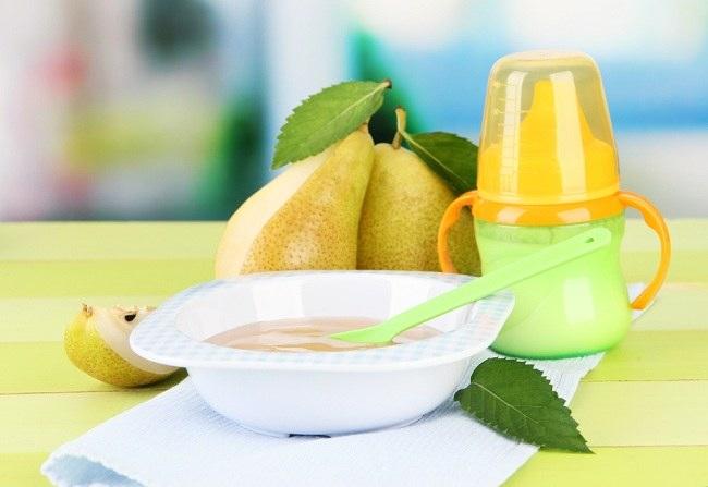 Katanya, Makanan Sehat untuk Bayi Harus Organik