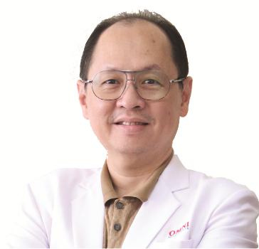 dr. David Ridarwan Liunanda, Sp.P