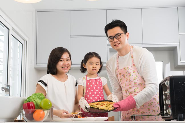 Kelebihan Masakan Rumah Dibanding Masakan Restoran dari Sisi Kesehatan