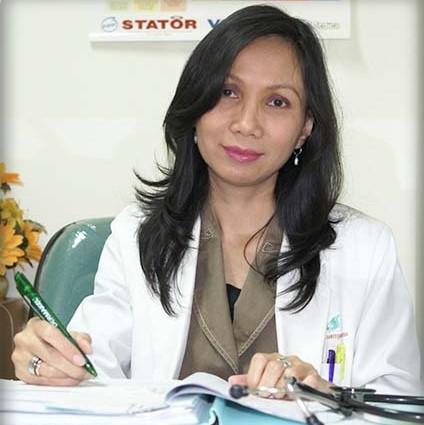 dr. Ferika Widya Suryani, Sp.PD