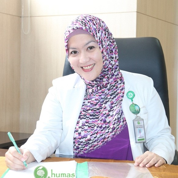 dr. Ranette Roza Nasution, Sp.S