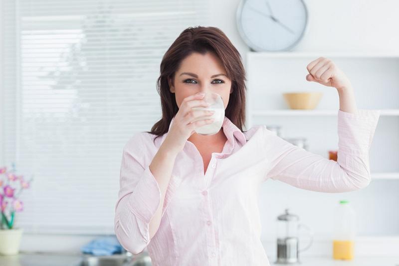 Manfaat Susu Tinggi Protein untuk Pembentukan Otot