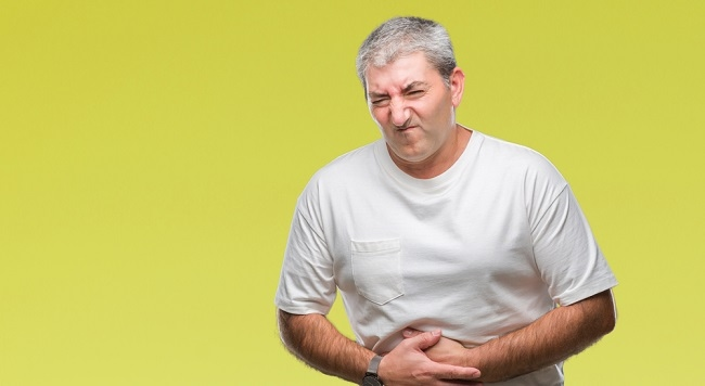 old people constipation