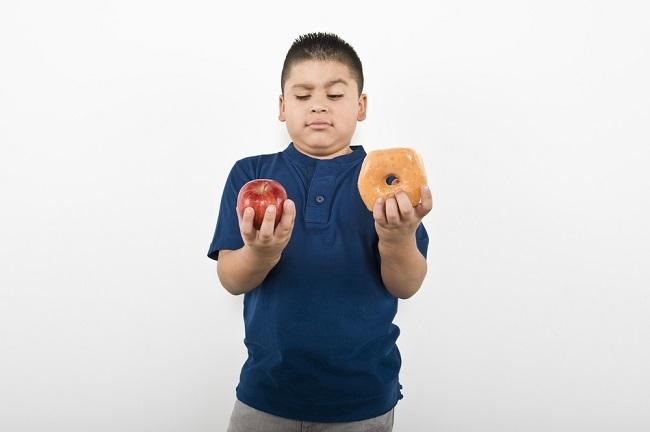 Anak terlanjur Obesitas? Begini Cara Mengatasinya