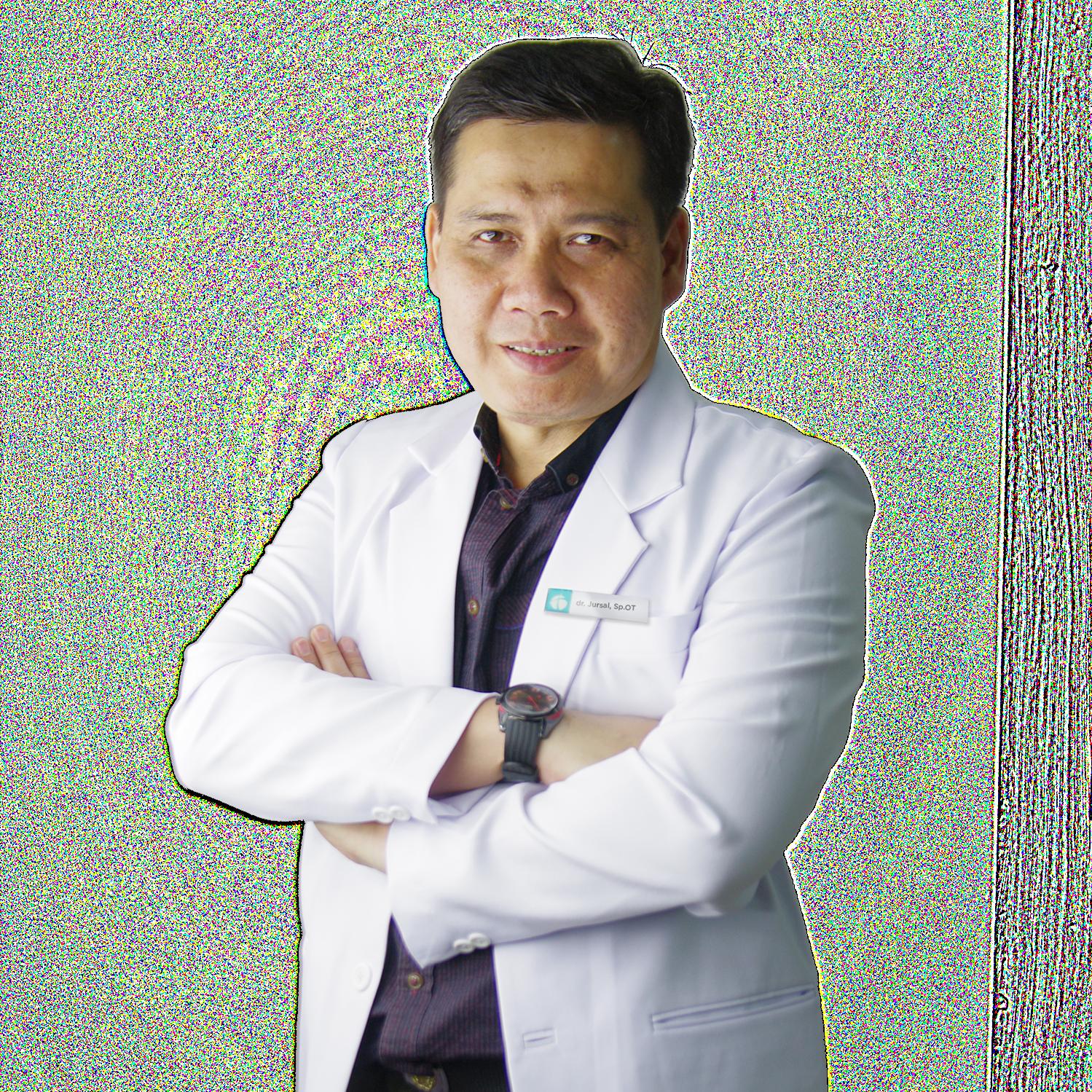 dr. Jursal Harun, Sp.OT