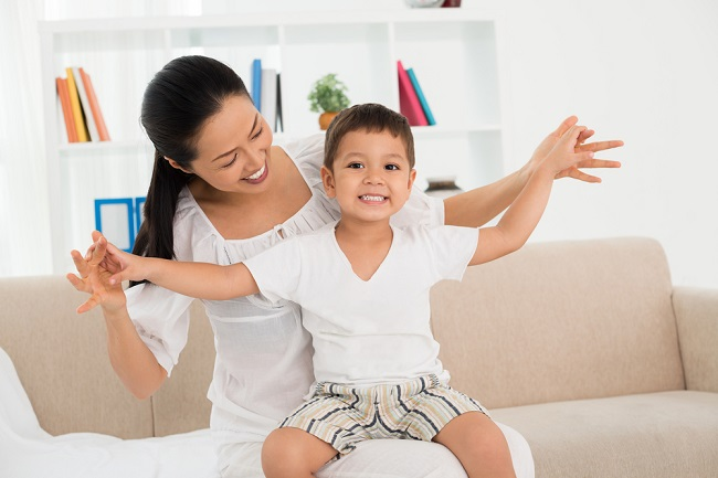 Ciri-ciri Anak Sehat Jasmani dan Rohani - Alodokter