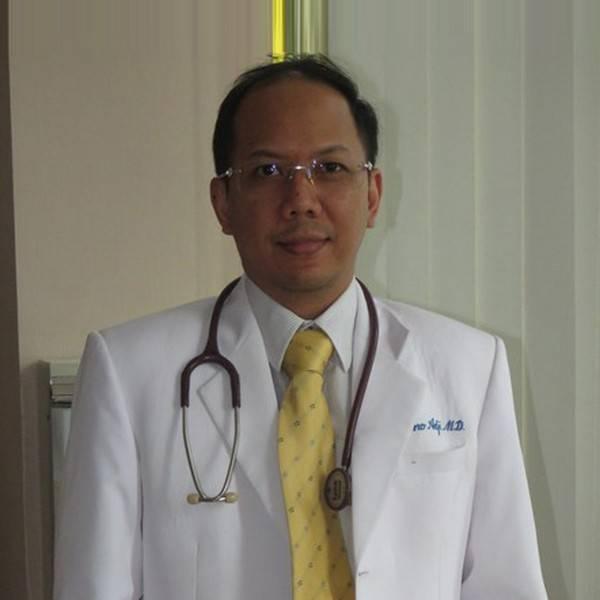 dr. Arinto Bono Adji Hardjosowro, Sp.BTKV