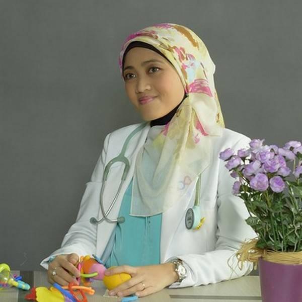 dr. Aryana Diani, Sp.A