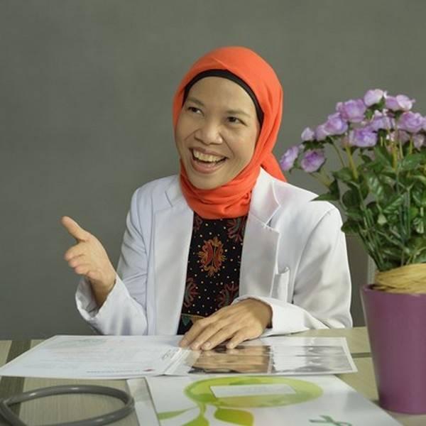 dr. Syarifah Hanum, Sp.A