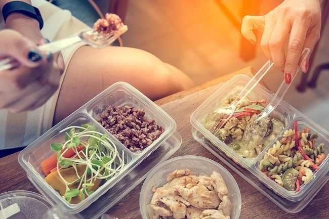Pola Makan Sehat untuk Pekerja Kantoran