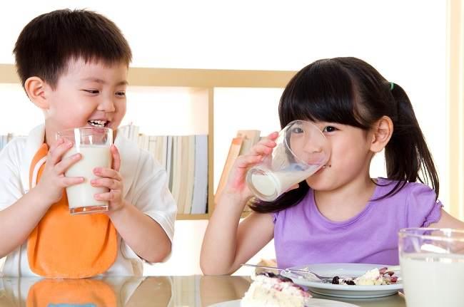Asupan Peninggi Badan yang Bisa Membantu Pertumbuhan Anak