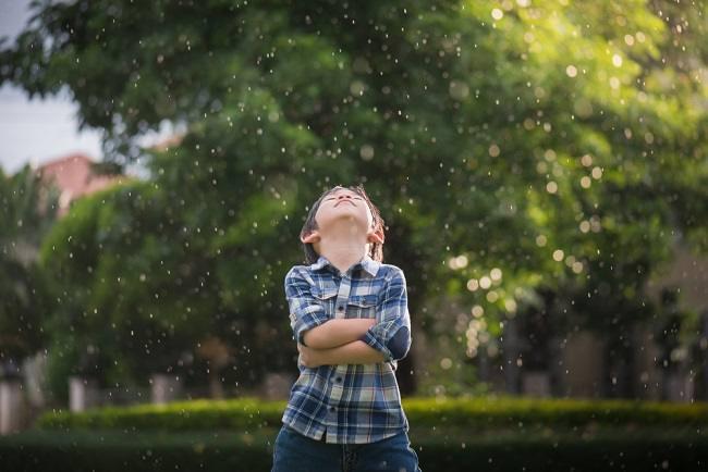 Tips Menjaga Kesehatan Anak di Musim Pancaroba