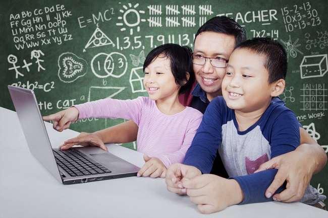 7 Tips Ampuh Menghadapi Anak Malas Belajar