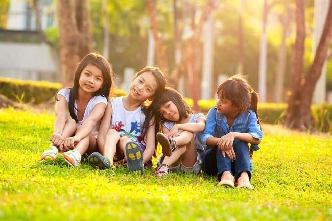 Anak Aktif di Luar Ruangan Rentan Mengalami Batuk Pilek?