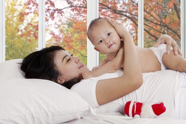 Bunda, Ini 6 Trik Merawat Kulit Bayi Baru Lahir