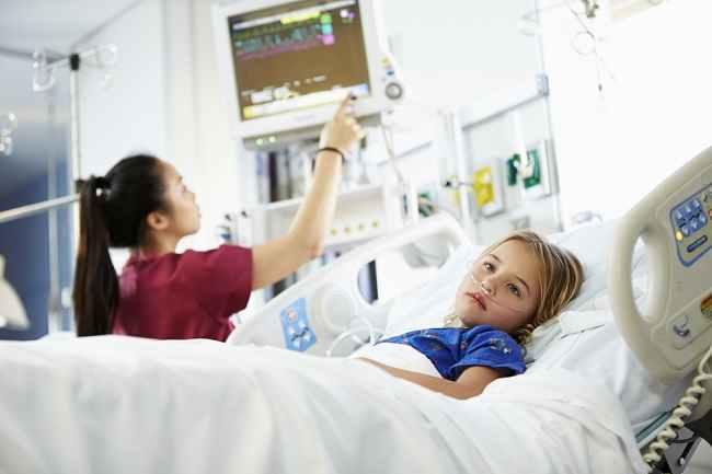Ruang PICU untuk Perawatan Intensif Anak di Rumah Sakit
