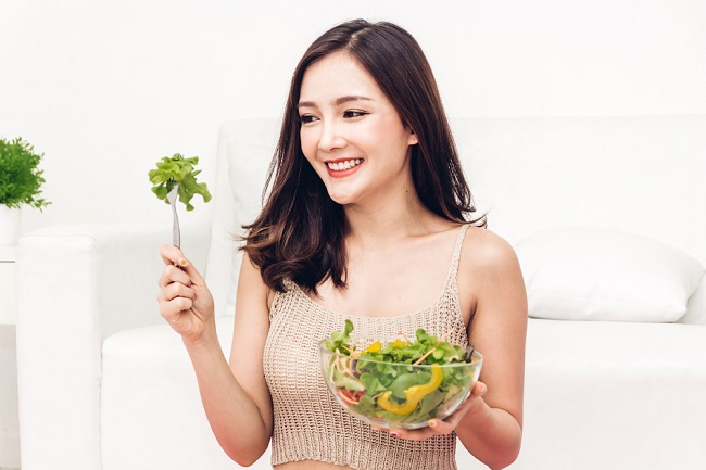 Cara Sehat Makan Salad - Alodokter