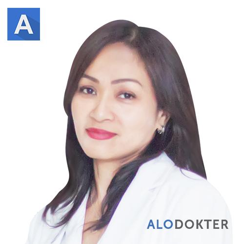 dr. Irinawati Nangingtuari Makagiansar, Sp.BP