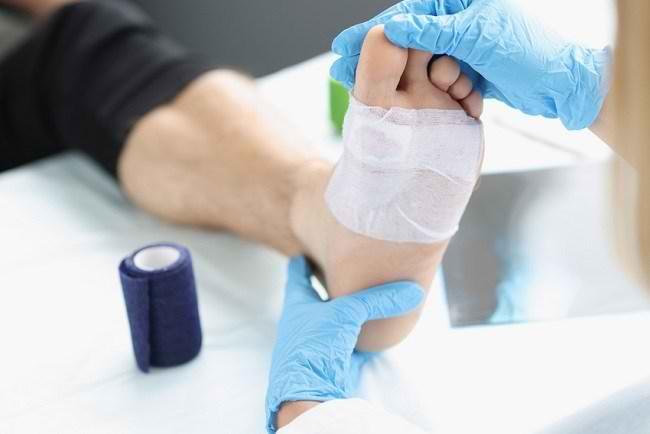 diabetes penjagaan kaki