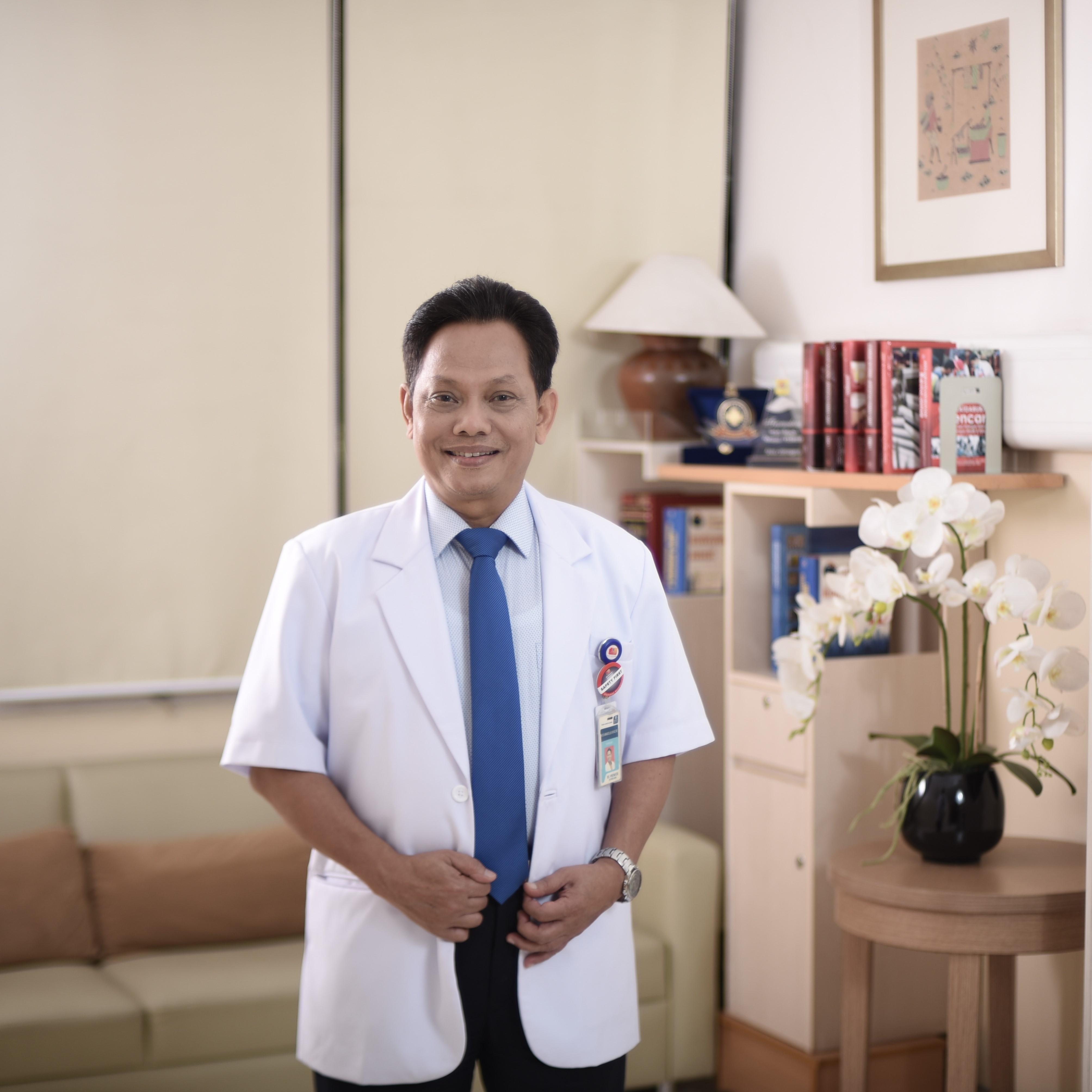 Prof. Dr. dr. Bambang Budi S, Sp.JP(K), FISHR, FAsCC, FAPSC
