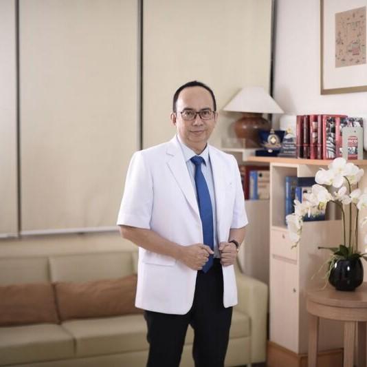 dr. Frits Reinier Wantian Suling, Sp.JP (K), FIHA
