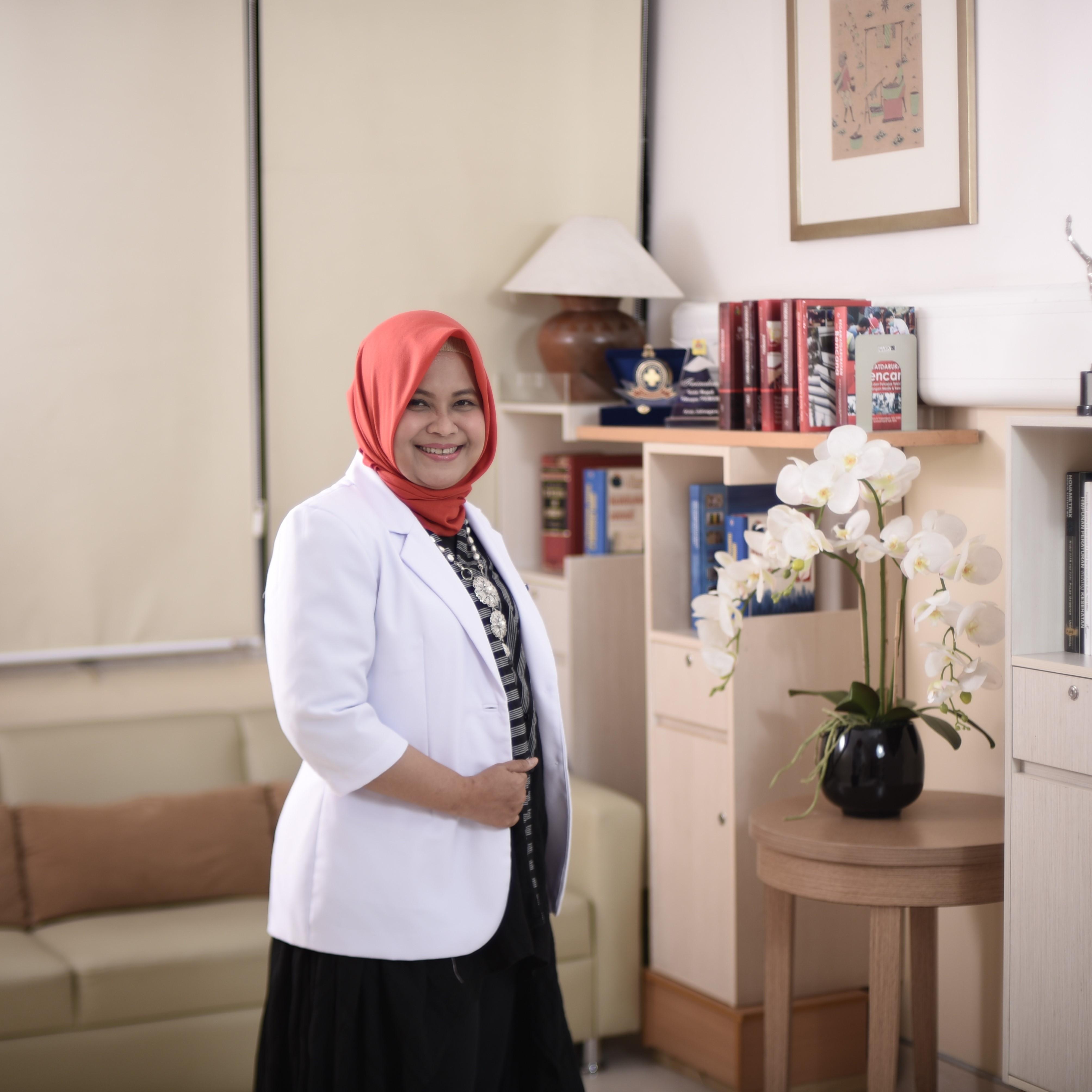dr. Retno Sasanti Wulandari, Sp.M