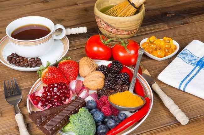 Beberapa Makanan Tinggi Antioksidan dan Jenisnya - Alodokter