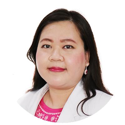 dr. Maria Belladonna Rahmawati Sugianto, Sp.S, Msi, Med