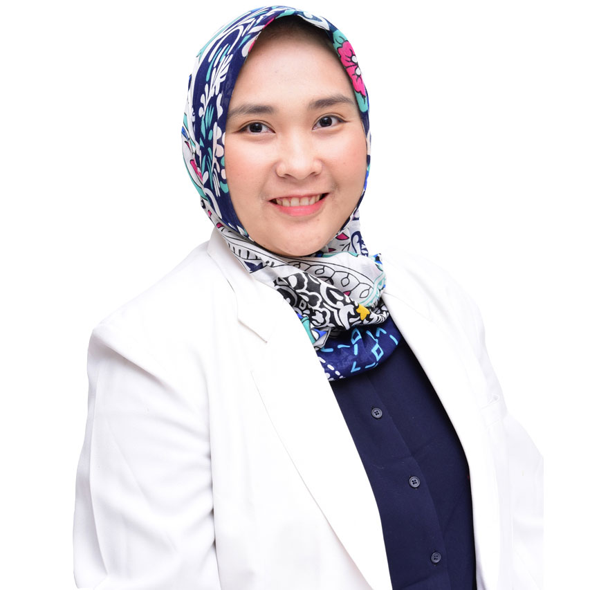 drg. Rista Eka Aprilianti Sugiono, Sp.KG