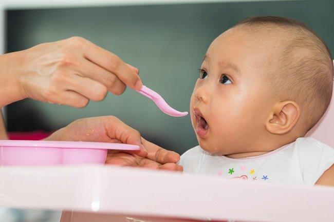 Bayi Kekurangan Zat Besi? Ini Daftar Makanan yang Bisa Bunda Berikan - Alodokter