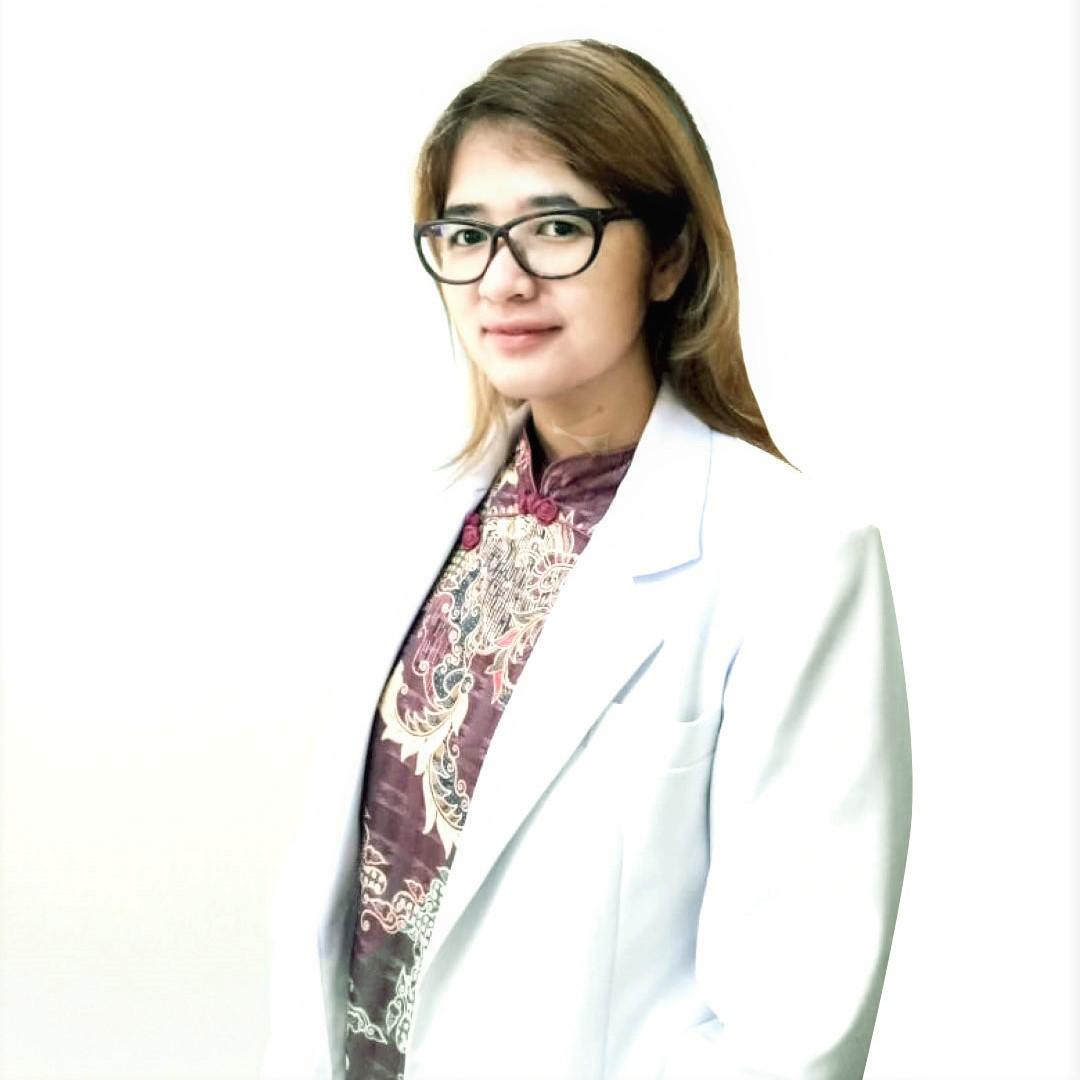 dr. Faneisha, Sp.M