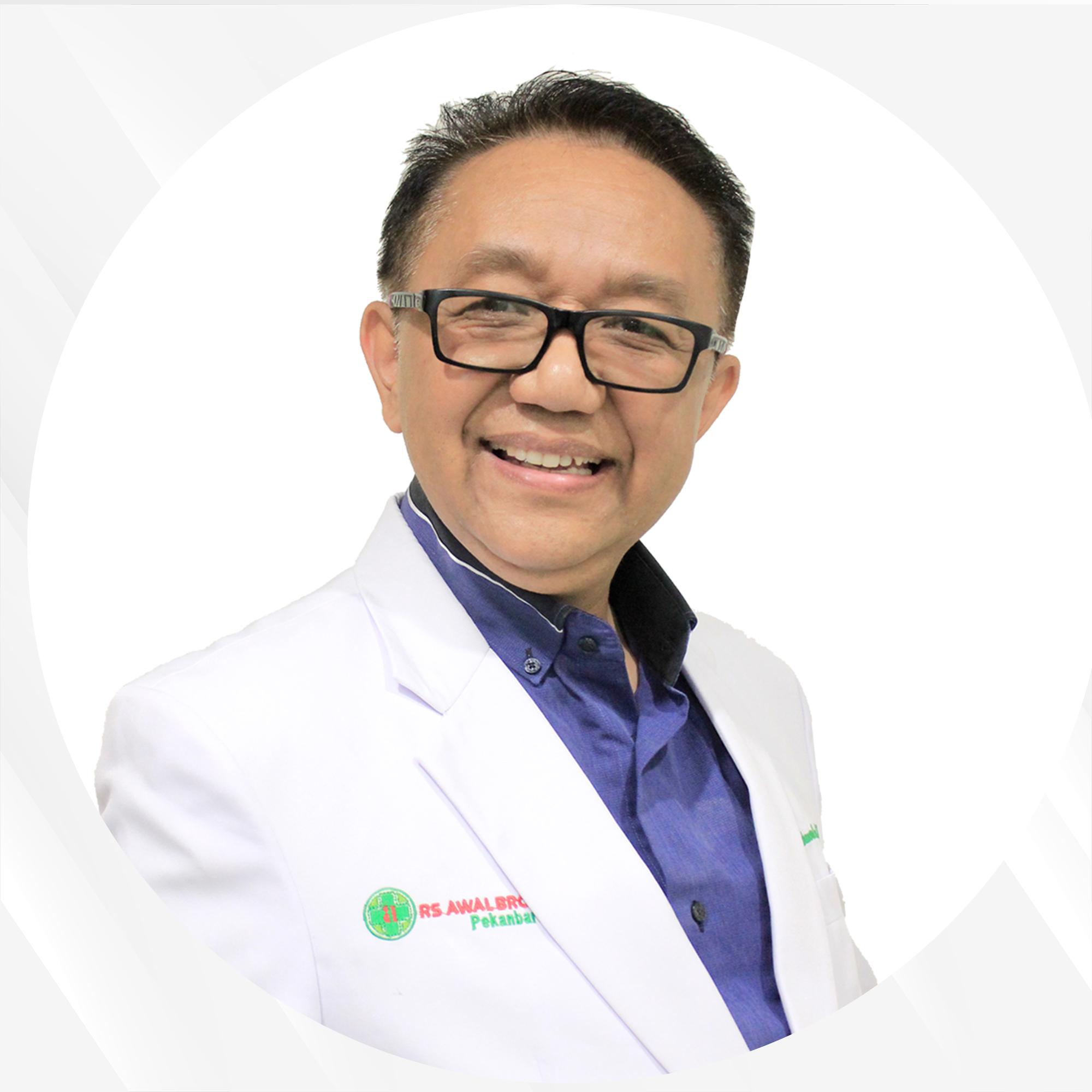 dr. Muhammad Iqbal, Sp.S