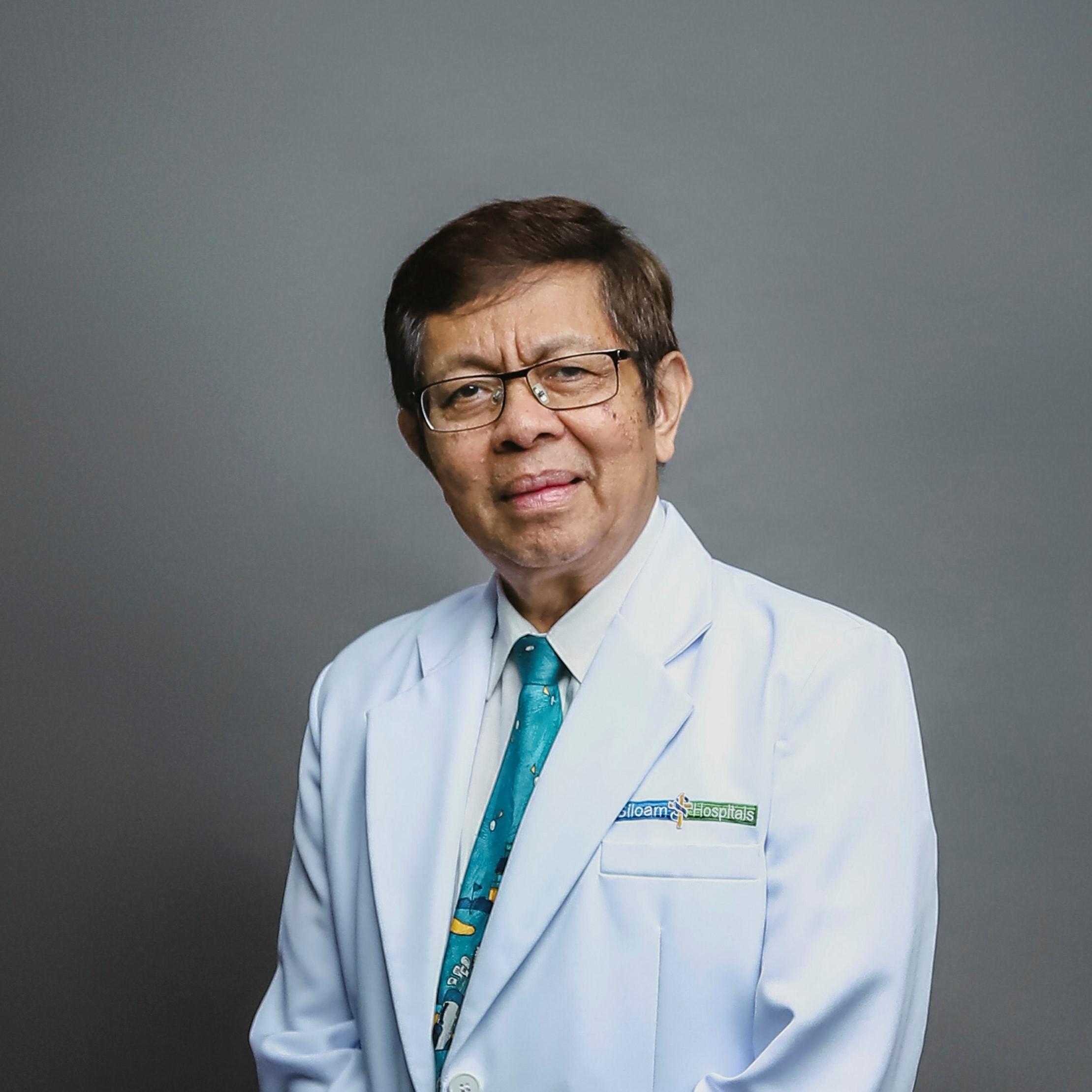 dr. Nizwar Said, Sp.A