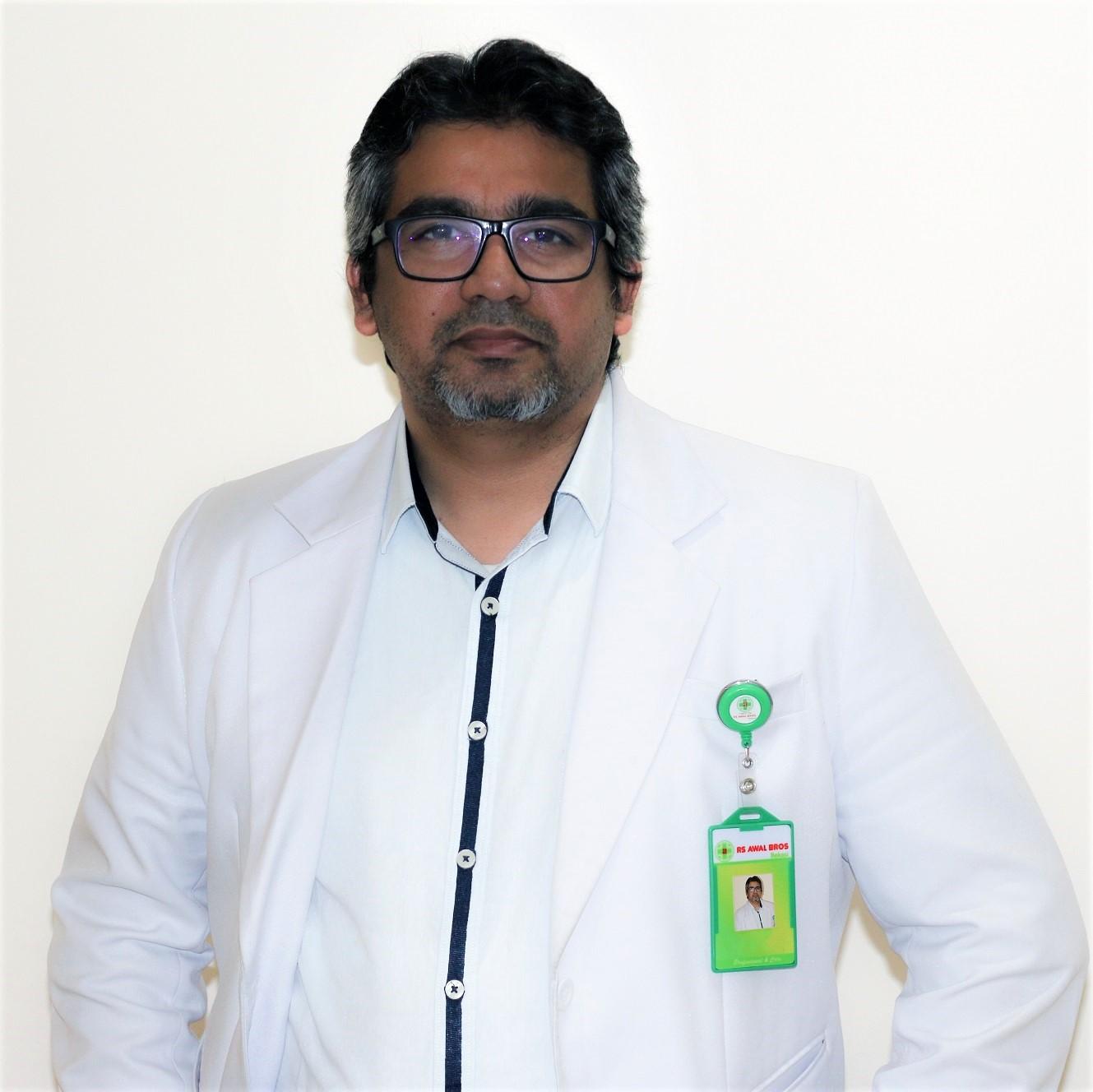 dr. Faisal Ali Ahmad Kler, Sp.B