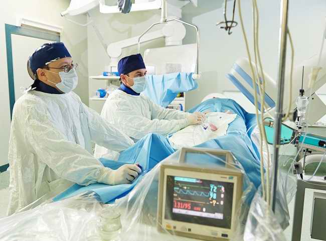 Peran Dokter Bedah Vaskular dan Penyakit yang Ditangani - Alodokter