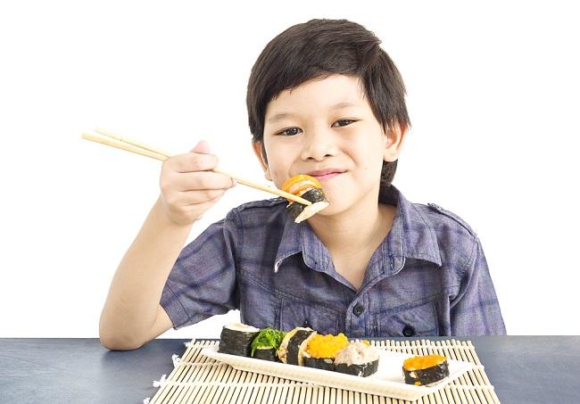 Bolehkah Anak Makan Sushi? - Alodokter