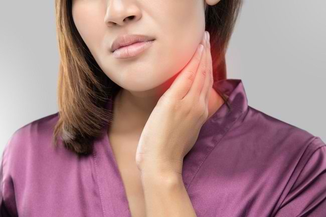 Penyebab Bengkaknya Kelenjar Getah Bening di Leher - Alodokter