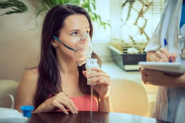 Terapi Aerosol untuk Penyakit Paru Obstruktif Kronis - Alodokter