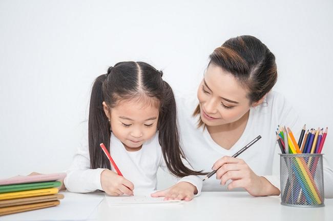 Panduan Mendampingi Anak Belajar Di Rumah Selama Pandemi Covid 19 Alodokter