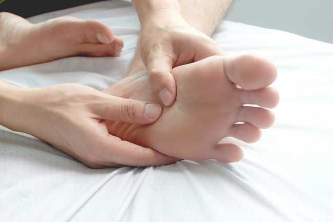 ปวดเท้า