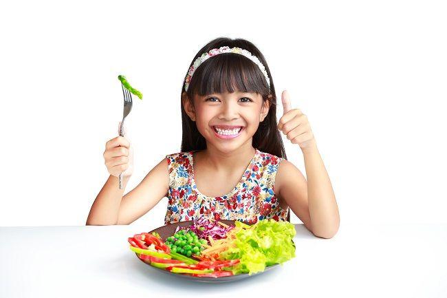 Tips agar Anak Gemar Makan Sayur dan Buah - Alodokter