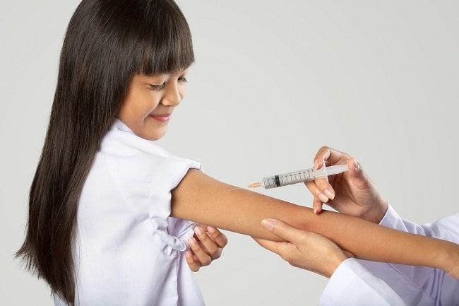 vaksinasi human papillomavirus hpv) warts papilloma
