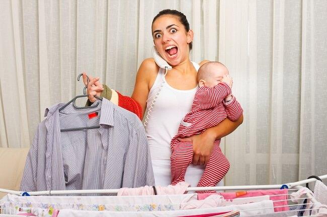 Benarkah Stres Pada Bunda Bisa Ikut Dirasakan Bayi? - Alodokter