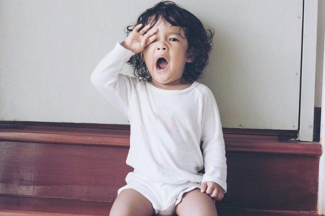 Ini Dampaknya jika Anak Kurang Tidur - Alodokter