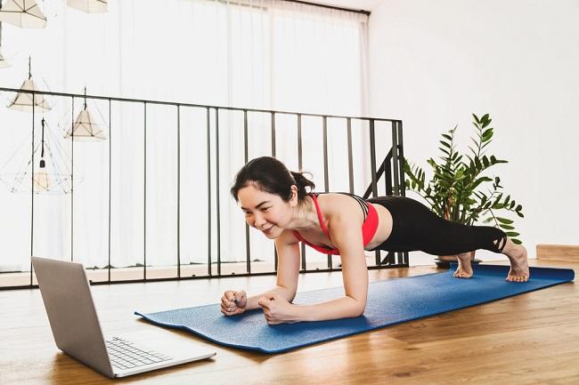 Memahami Gerakan dan Manfaat Plank - Alodokter