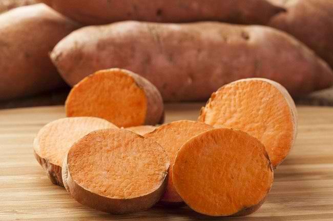 Manisnya Nutrisi di Dalam Manfaat Ubi Jalar - Alodokter