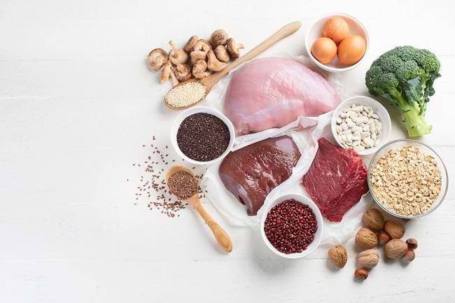 Kenali Daftar Makanan Yang Mengandung Zat Besi - Alodokter