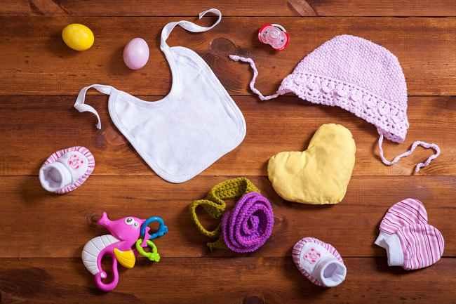 Inilah 15 Daftar Perlengkapan Bayi yang Perlu Dibeli - Alodokter