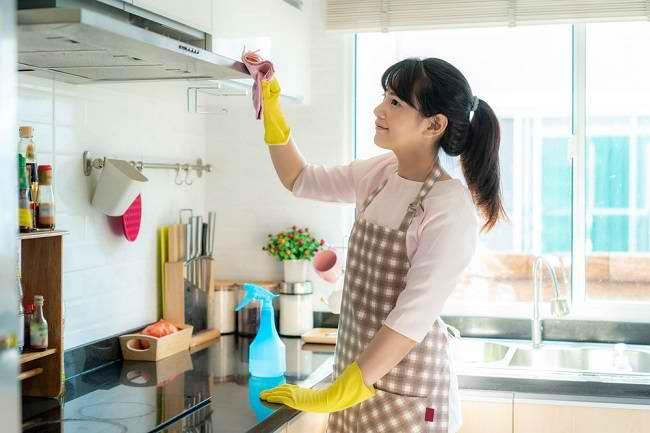 6 Tips Menjaga Dapur Bebas Bakteri - Alodokter