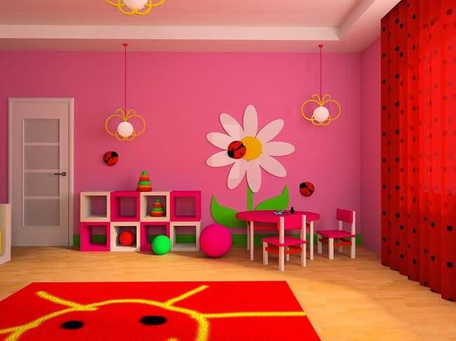 Mempersiapkan Kamar Anak yang Sehat dan Aman - Alodokter